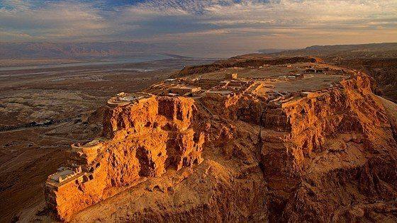 Masada & Dead Sea Tour from Tel Aviv