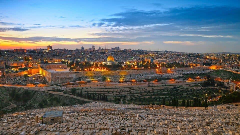 Jerusalén Tour de la Ciudad Santa desde Jerusalén