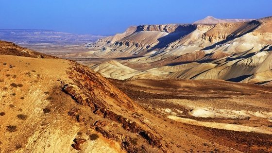 Israel Desert Jeep & Dead Sea Tour
