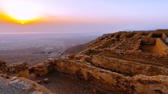 Masada Sunrise & Dead Sea Tour