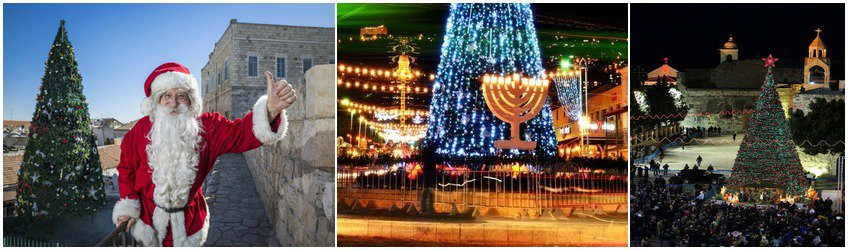 2018 christmas tour package israel compass travel israel