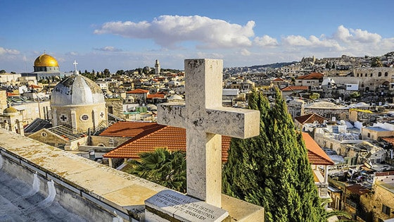 Jerusalem & Bethlehem Tour from Haifa Port